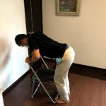 肩の痛みでパドリングが出来なくなるサーファーの肩を整体施術